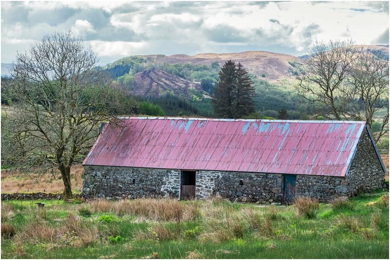 Kilmartin Scotland Highlands Cottage 5 May 2019