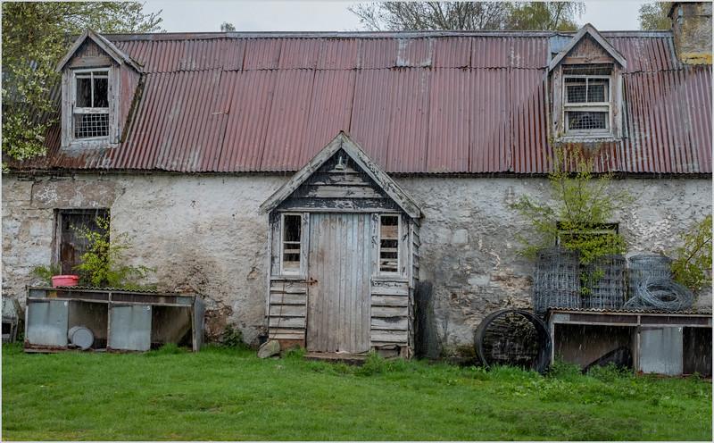 Scotland Kincraig Leault Farm 23  May 2019