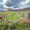 Scotland Cairngorm Cottage Ruins A924 north of Pitlochry 6 May 2019