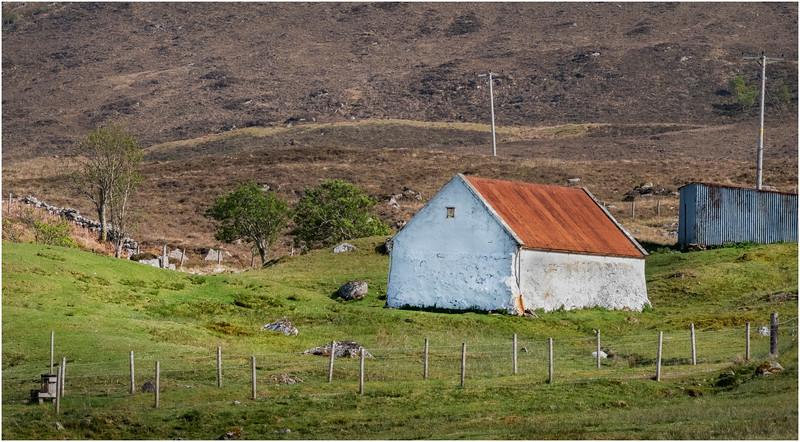 Scotland Isle of Skye Cottage 1 May 2019
