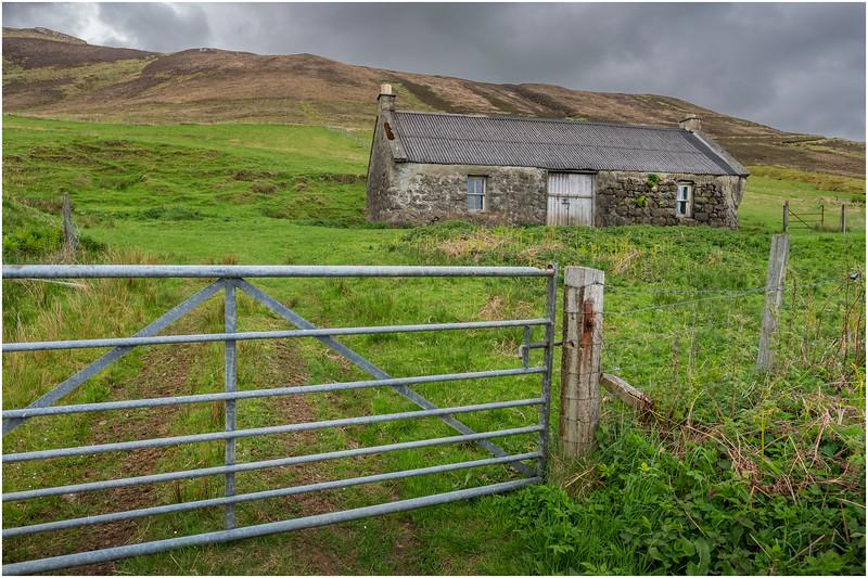 Scotland Isle of Skye Trotternish Peninsula 6 May 2019