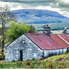 Scotland Highlands Tulich A819  Cottage 1 May 2019