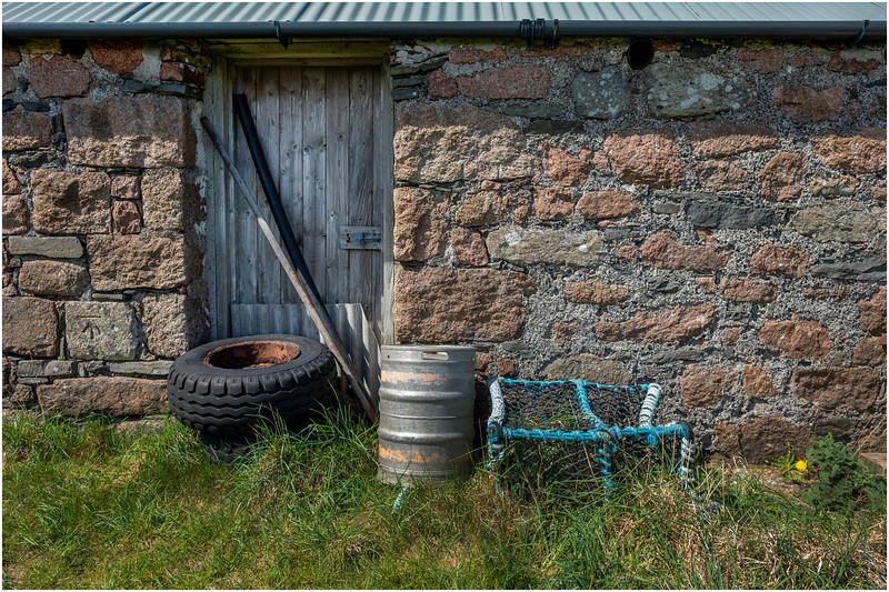 Scotland Isle of Iona 4 May 2019