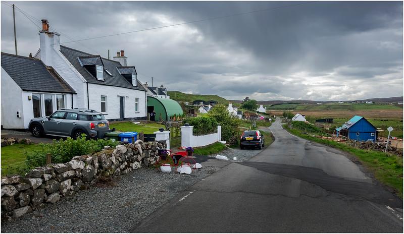 Scotland Isle of Skye Trotternish Peninsula 2 May 2019