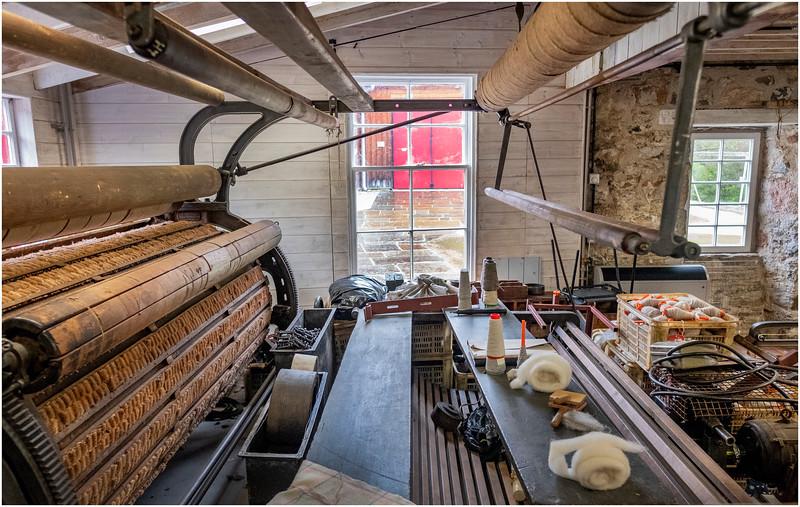 Scotland  Knockando Woolen Mill 10 May 2019