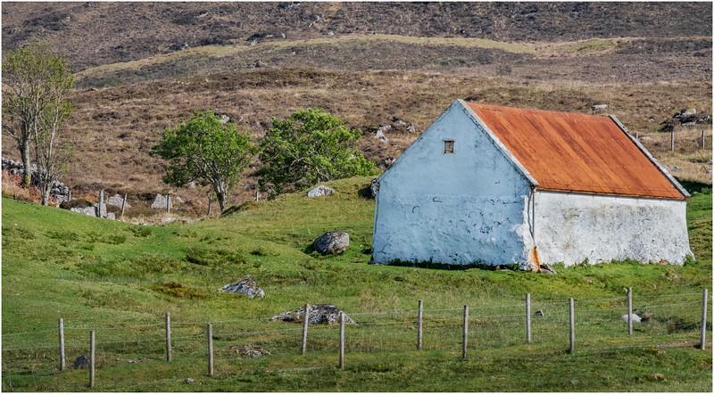 Scotland Isle of Skye Cottage 2 May 2019