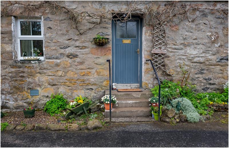 Scotland  Cairngorms Old Struan 3 May 2019