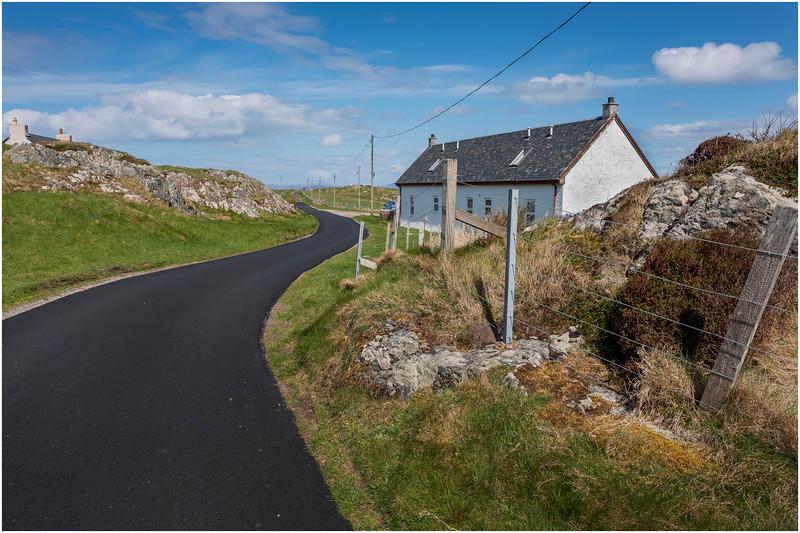 Scotland Isle of Iona 5 May 2019