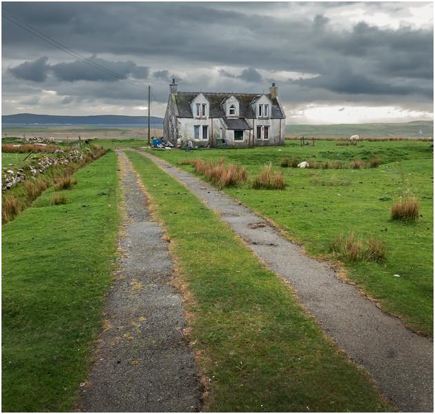 Scotland Isle of Skye Trotternish Peninsula 3 May 2019