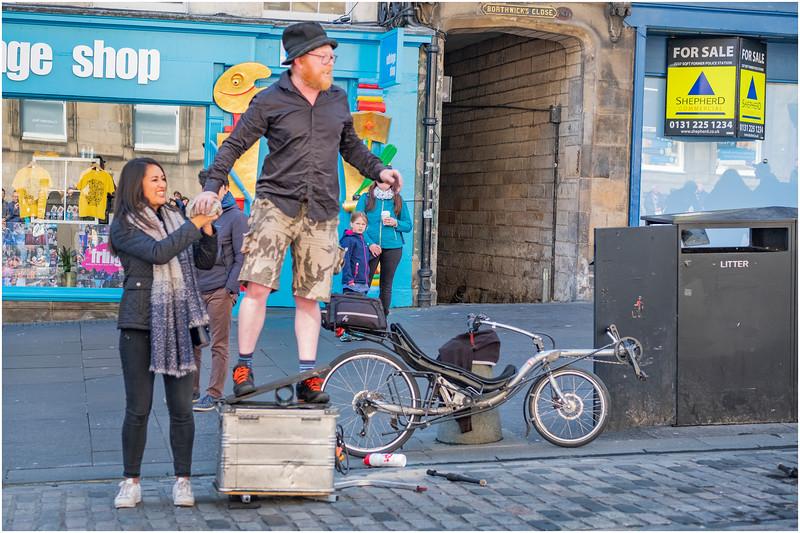 Scotland Edinburgh 54 May 2019