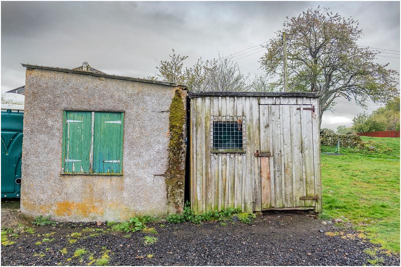 Scotland Kincraig Leault Farm 6  May 2019