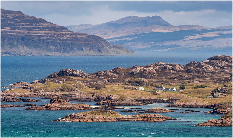Scotland Isle of Iona 5 May 2019