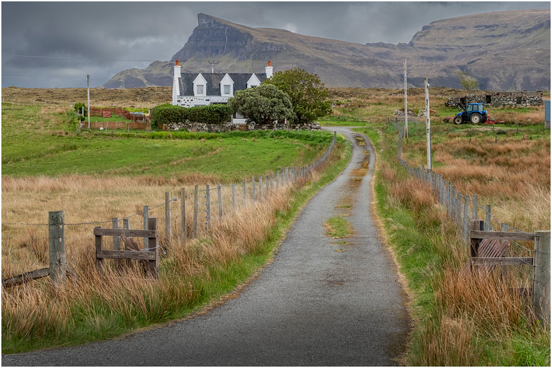 Scotland Isle of Skye 1 May 2019