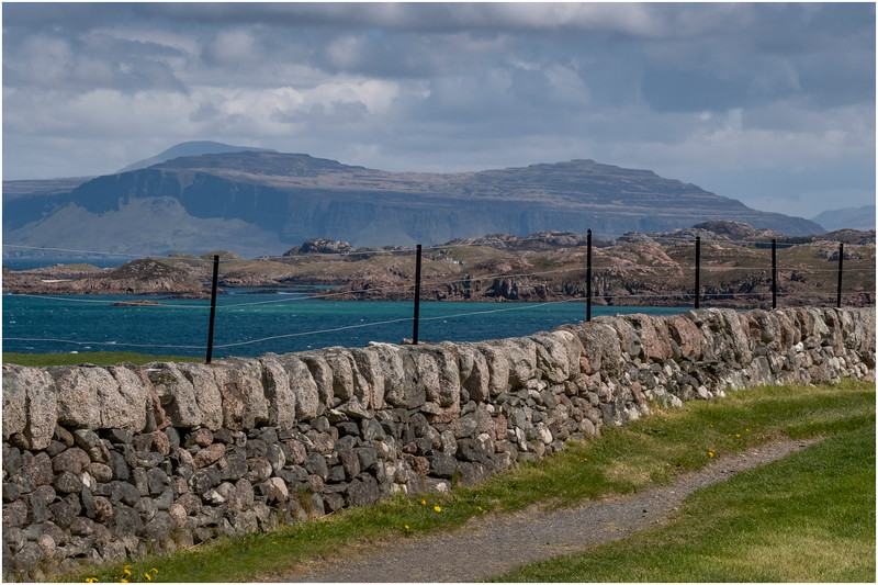 Scotland Isle of Iona 1 May 2019