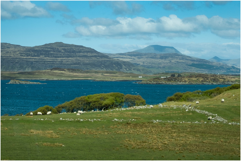 Scotland Isle of Iona 8 May 2019