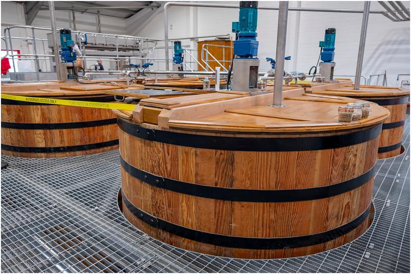 Scotland Edradour Distillery Interior 2 May 2019