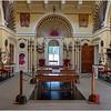 Scotland Inveraray Castle Interior 5 May 2019