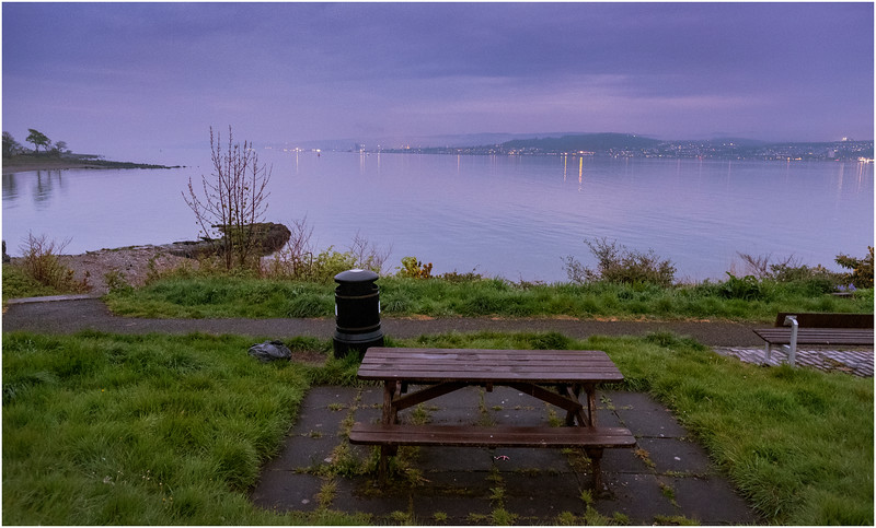 Scotland Loch Long 1 May 2019