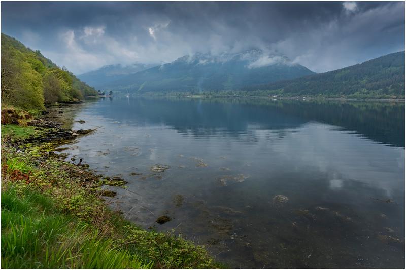 Scotland Loch Long 3 May 2019