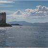 Scotland Loch Linnhe Castle Stalker 3 May 2019