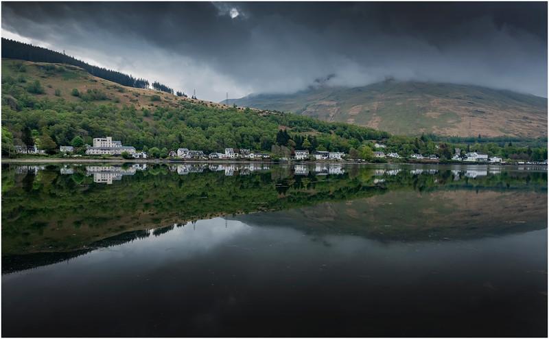Scotland Loch Long 8 May 2019