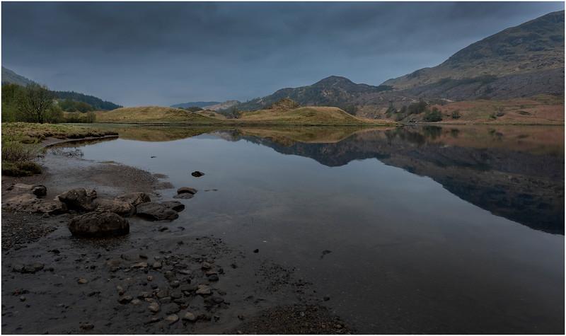 Scotland Loch Lomond 11 May 2019