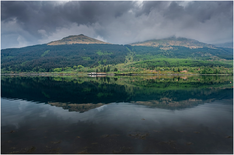 Scotland Loch Long 5 May 2019