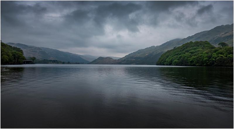Scotland Loch Lomond 5 May 2019