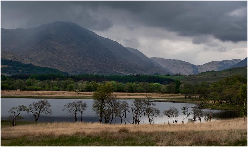 Scotland Loch Awe May 2019