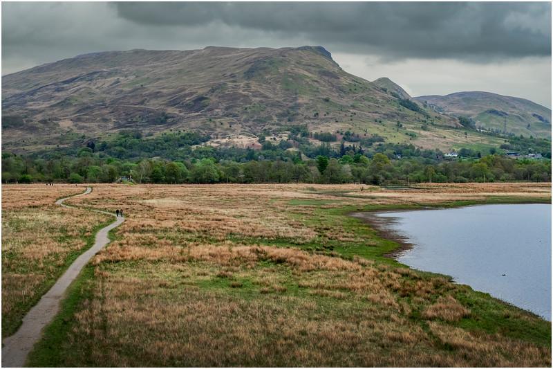 Scotland Loch Awe 2 May 2019