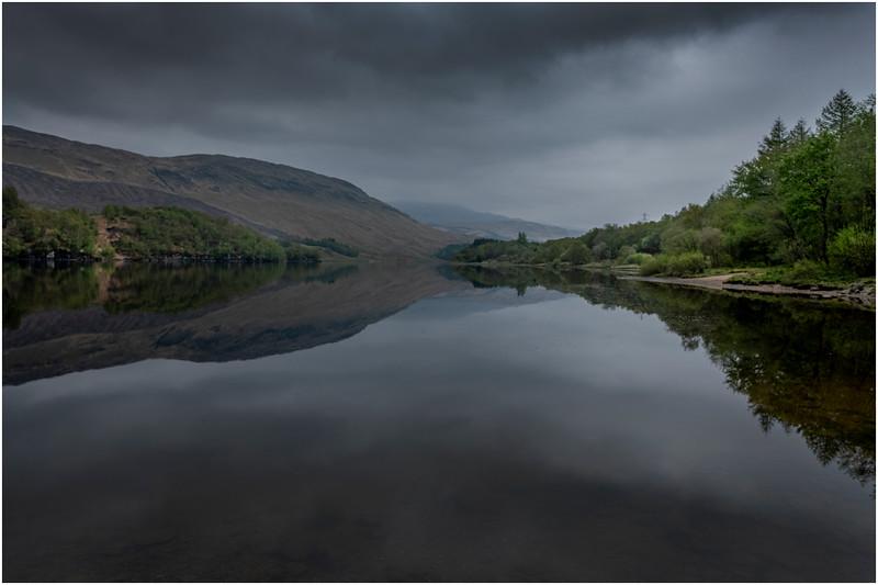 Scotland Loch Lomond 9 May 2019