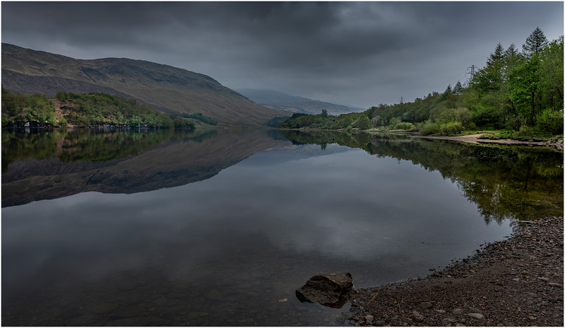 Scotland Loch Lomond 12 May 2019