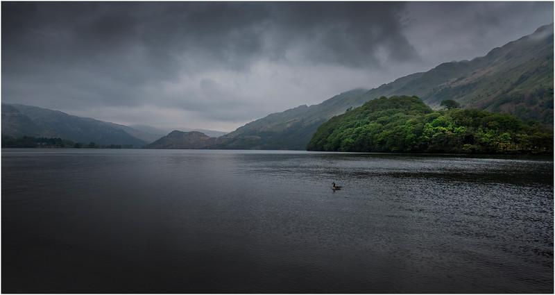 Scotland Loch Lomond 7 May 2019