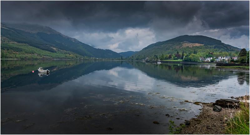 Scotland Loch Long 6 Arrochar May 2019