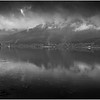 Scotland Loch Long 4 BW May 2019