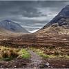 Scotland Glen Coe Highlands 13 May 2019