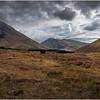 Scotland Glen Coe Highlands 5 May 2019