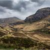 Scotland Glen Coe Highlands 11 May 2019