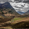 Scotland Glen Coe Highlands 12 May 2019