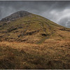 Scotland Glen Coe Highlands 6 May 2019