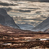 Scotland Glen Coe Highlands 16 May 2019