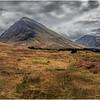 Scotland Glen Coe Highlands 9 May 2019