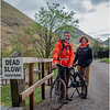 Scotland Glencoe Clachaig Inn 2 Cyclists May 2019