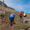 Scotland Isle of Skye The Storr Hikers 1 May 2019