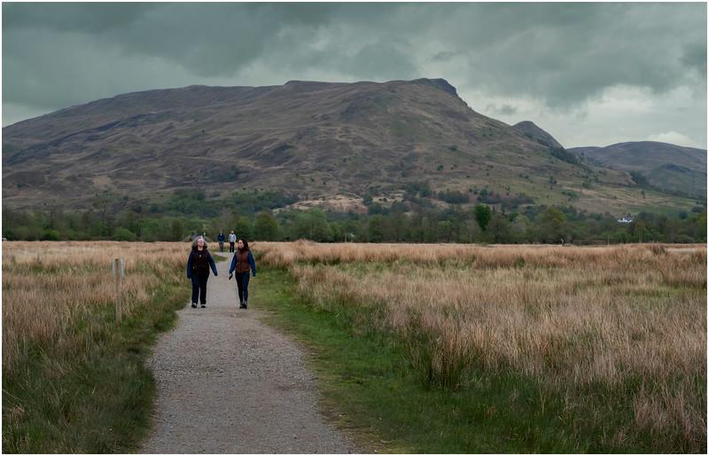 Scotland Loch Awe 3 May 2019