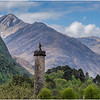Scotland Glenfinnan Monument 1 May 2019