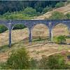 Scotland Glenfinnan Viaduct 3 May 2019