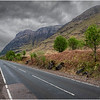 Scotland Glencoe Roadscape 3 May 2019