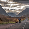 Scotland Glencoe Roadscape 5 May 2019