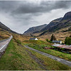 Scotland Glencoe Roadscape 4 May 2019